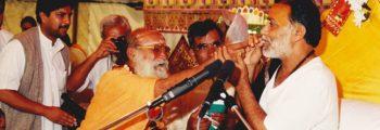 Ramayan Recitation by Shri Morari Bapu for drought relief 1988